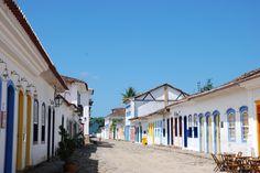 Paraty, RJ - Brasil -