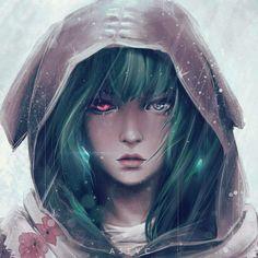 Fantasy Women, Dark Fantasy Art, Fantasy Girl, Kaneki, Owl Tokyo Ghoul, Yoshimura Tokyo Ghoul, Chica Gato Neko Anime, Tokyo Ghoul Cosplay, Estilo Anime