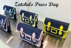 This Little Girl Is Lost: Zatchels press day: your satchel style debrief