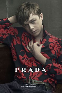 Prada Taps Annie Leibovitz for Men's Spring Campaign - Slideshow