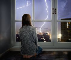 A lightning strike can potentially create a fire in a home or commercial property. Notwithstanding, most lightning damage happens from an electrical surge that Editorial Articles, Weather Warnings, Wild Weather, Bad Kids, Find Girls, Lightning Strikes, Through The Window, Summer Heat, Thunderstorms