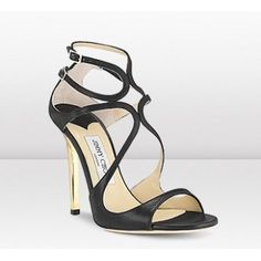 Jimmy Choo BACK TO STRAPPY SANDALS