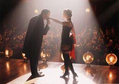 The Prestige. Year: 2006. Director: Christopher Nolan. Cast: Christian Bale, Hugh Jackman, Scarlett Johansson. Rated as  number 51 on IMDB's Top 250 list.