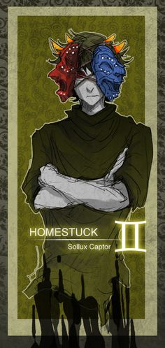 Mask : SOLLUX by ninevsnine // Officially my favorite duality art!