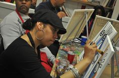 Creative Art Connection offers open sessions Atlanta art classes.  http://www.creative-art-connection.us 615.601.2787