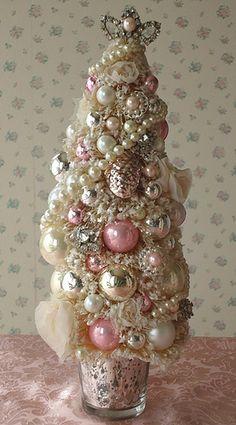 BB Tree Marie mini crown full by The Illusive Swan, via Flickr