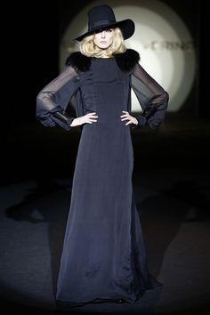 Mercedes-Benz Fashion Week Madrid. Otoño-Invierno 2012/2013. YODONA