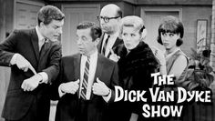The Dick Van Dyke Show - Centered around the work & home life of television comedy writer Rob Petrie