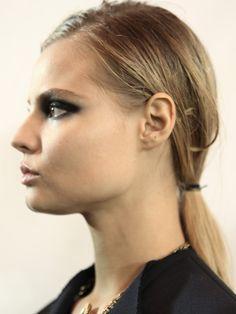 Designer Faces: Lanvin Fall 2013: Runway Beauty: allure.com