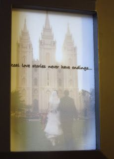 Craft Envy's Vellum-Covered Quote Photo: Beautiful AND easy!