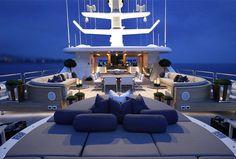 Yacht, Luxury, Sea, Comfort, Summer