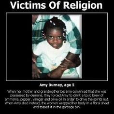 Victims of Religion