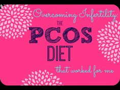 The PCOS Diet That Worked For Us - YouTube