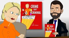 Jimmy Kimmel Children's Book for Hillary Clinton - Donald Trump Parody