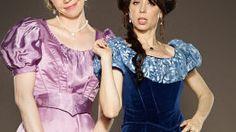 """Ravishing""- Jokes & nice sets - the California-Trash- version of Downton Abbey"