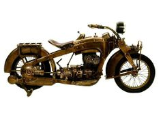 Have you ever seen a 1929 Izh? It's a Russian motorcycle. (via Wheels That Move the Soul)