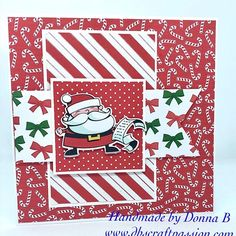 Santas coming #cardmaking #cardmakersofinstagram #cardmaker #papercrafter #papercraftersofinstagram #christmascards2019 #christmascards #handmadecards #handmade Cardmaking, Playing Cards, Passion, News, Handmade, Crafts, Instagram, Making Cards, Hand Made