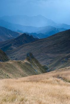 Skipper's Canyon Road, New Zealand