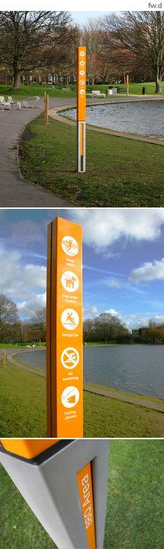 mark information marker by fwdesign