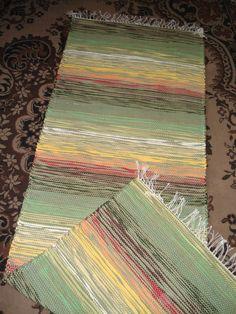Handmade rug rags from Estonia! by Loomik Create Yourself, Finding Yourself, Handmade Rugs, Handmade Gifts, Rag Rugs, Rugs On Carpet, Etsy Seller, Weaving, Flooring