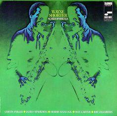 Wayne Shorter – Schizophrenia (1967)