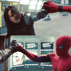 """""""You have a metal arm? That is awesome dude!"""""""