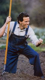 Eliot Coleman shares four simple techniques for a weed free garden, includes advice on preparing the soil and proper tools for weeding. Originally published as