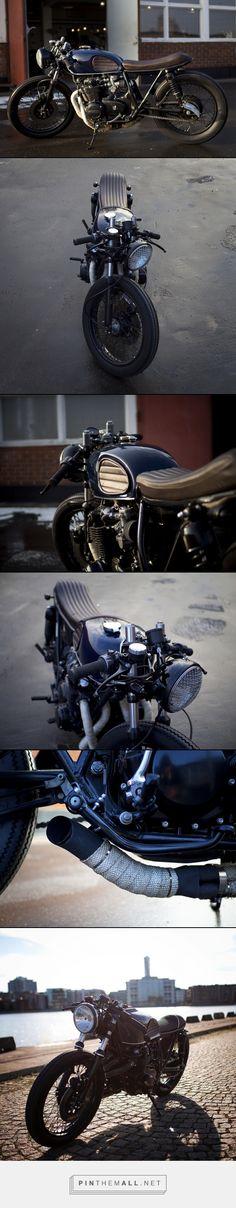 PAAL Motorcycles 1975 Honda CB 550 four [CFCM]