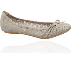 Masnis balerina - 1105811 - deichmann.com Balerina, Flats, Shoes, Fashion, Loafers & Slip Ons, Moda, Zapatos, Shoes Outlet, Fashion Styles