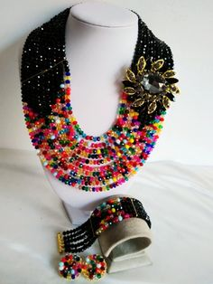 250 Best African Beads Jewelry Set Images African Beads African