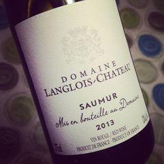 Domaine Langlois-Château Saumur 2013 #dansmonverre