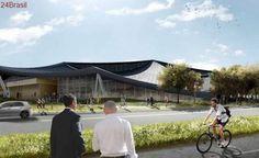 Projeto de campus do Google parece uma tenda gigante