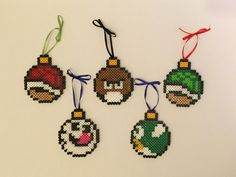 A personal favorite from my Etsy shop https://www.etsy.com/listing/253481857/super-mario-bros-enemy-perler-bead-bulb