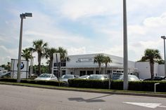 Photos of our BMW location, which is presently located at 1220 North Tomoka Farms Road in Daytona, Florida. For more information visit www.fieldsbmwofdaytona.com #BMW #Daytona #FieldsBMW #BMWDaytona