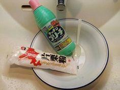 黒カビ掃除は家にある『片栗粉』を使って放置しておくと簡単掃除できるよ♪
