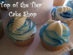 Top of the Tier Cake Shop: Beach Theme Baby Shower