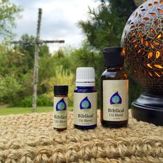 $7.99 - $24.99 Biblical Oil blend ... by Oils of Shakan contains oils found in the Bible. It comes in three sizes and can be used for anointing, prayer, intercession, massage, in your incense burner, and much more! www.oilsofshakan.com  #biblicaloil #anointingoil #anoint #prayer #intercession #massage #incense #frankincense #myrrh #cassia #prayeroil #pray #jesus #cross #bible