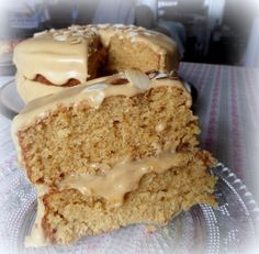A delicious Dulce de Leche Cake for Dad Recipe on Yummly Sweets Cake, Cupcake Cakes, Cupcakes, Toasted Almonds, Ground Almonds, Sliced Almonds, Almond Flour Cakes, Light Cakes, Dessert Recipes