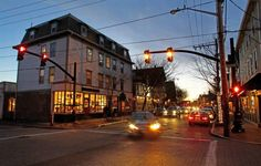 Wickenden St., Fox Point, Providence      #VisitRhodeIskland