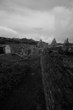 Seven Churches - Aran Islands, County Galway / Ireland