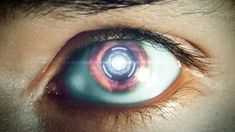 Bionic Lens Implant Can Improve Sight 3 Times Over - Peaceful Haymaker Computer Vision, Eve Online, Technology World, Futuristic Technology, Technology Gadgets, Technology Innovations, Tech Gadgets, Cyborg Eye, Bionic Eye