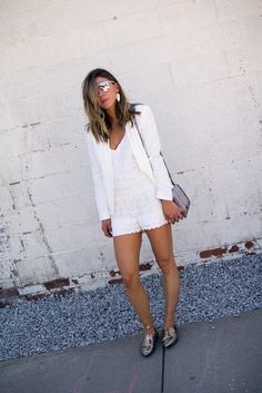 Cella Jane | A Fashion, Beauty & Lifestyle Blogger : One Romper Styled Two Ways