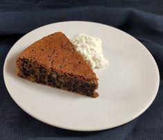 Krysy v Kuchyni: Bezlepkový Čokoládový Mandlový Koláč Tiramisu, Banana Bread, Gluten Free, Ethnic Recipes, Glutenfree, Sin Gluten, Tiramisu Cake
