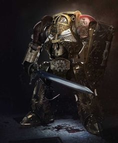 Tagged with gaming, memes, warhammer warhammer warhammer wednesday; Shared by The Weekly Warhammer dump Part Warhammer 40k Art, Warhammer Fantasy, Warhammer Figures, Hope Art, Grey Knights, Fallout Art, Armor Concept, Fantasy Armor, Space Marine