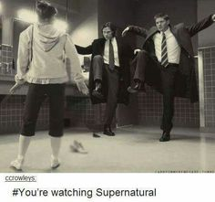 Supernatural Humor // Tumblr