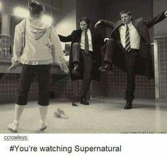 Supernatural Humor // Tumblr