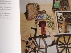 Los sueños de Helena : Isidro Ferrer Cardboard Art, Assemblages, Cartoon Tv, Art Lessons, New Art, Notebooks, Surrealism, Illustrators, Folk Art