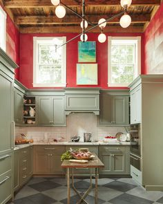 how to redesign a kitchen ideas for backsplash 1272 best kitchens we love images in 2019 home interior these vaulted are the chicest way renovate