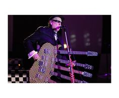 """02. Rick Nielsen's """"Uncle Dick"""" - Nielsen's five-neck Hamer may be ridiculous, but this is just plain """"Dick-ulous."""""""