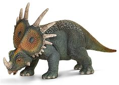 Find the Schleich Styracosaurus at MiniZoo. Sculpted in a lively pose with hand-painted details. Buy Schleich Dinosaurs online for the best prices in Australia.
